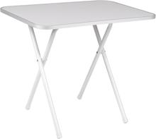 Camp Gear foldbart campingbord stål grå 1405060