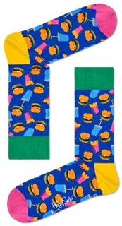 Happy Socks Hamburger Sock * Fri Frakt *