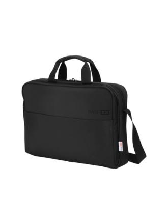 "BASE XX TopTraveler Laptop Bag 15.6"" Black"