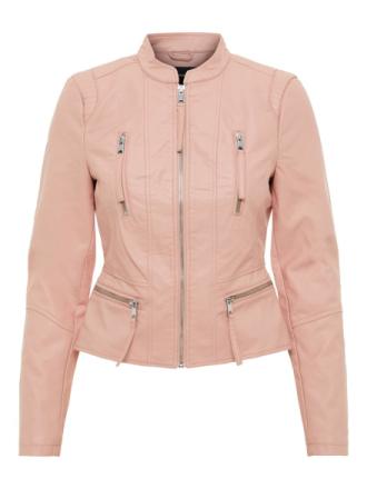 VERO MODA Short Jacket Women Pink
