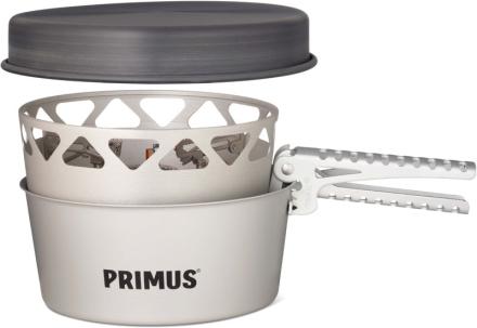 Primus Essential Campingkoger 2300ml sølv 2019 Gaskogeplader