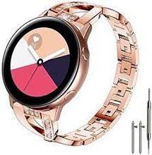 Galaxy Watch Active 2 40mm rosa kæde rosa