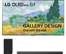 LG LG OLED55G1 + SN9YG