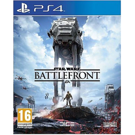 Electronic Arts Star Wars Battlefront [Import] PS4 spil - Fruugo