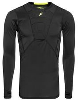 Storelli Baselayer BodyShield Field Player L/Æ - Sort