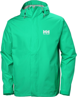 Helly Hansen Seven J Jacket Herre pepper green XXL 2019 Vindjakker