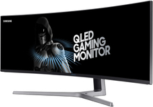 "C49HG90 49"" QLED FreeSync Curved 144Hz 1ms"