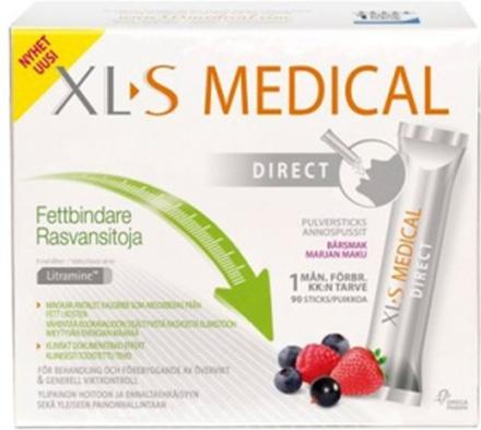 XL-S Medical Direct Fettbindare 90 sticks