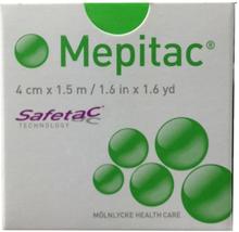 Mölnlycke Health Care Mepitac häfta 1,5 m x 4 cm 1 st