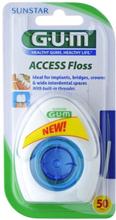 GUM Access Floss 50 st