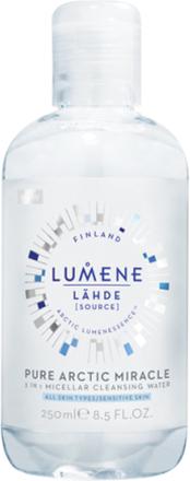 Lumene Lähde Pure Arctic Miracle Micellar cleansing Water 250 ml