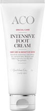 ACO Special Care Intensive Foot Cream Oparfymerad 100 ml