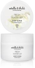 Estelle & Thild Fresh Water Lily Body Scrub 200ml