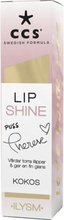 CCS by Therese Lindgren Indy Beauty Lip Shine Coconut 10 ml