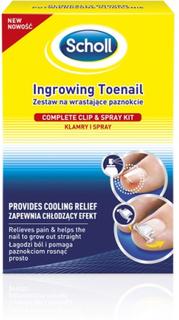 Scholl Ingrowing Toenail