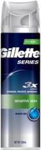 Gillette Series Sensitive Shave Gel 200 ml