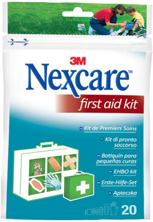 Nexcare First Aid Kit