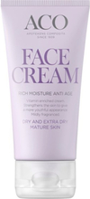 ACO Face Anti Age Rich Moisture Face Cream 50 ml
