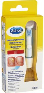 Scholl Nagelsvampbehandling