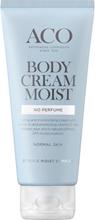 ACO Body Cream Moist Oparfymerad 100ml
