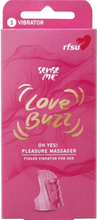 RFSU Sense Me Love Buzz Oh Yes Fingervibrator
