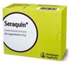 Boehringer Ingelheim Seraquin 2 g tuggtablett 60 st för hundar