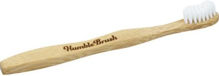 The Humble Co. Humble Brush Barntandborste Vit Extra Mjuk