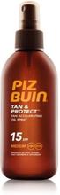 Piz Buin Tan & Protect Oil Spray SPF15, 150ml