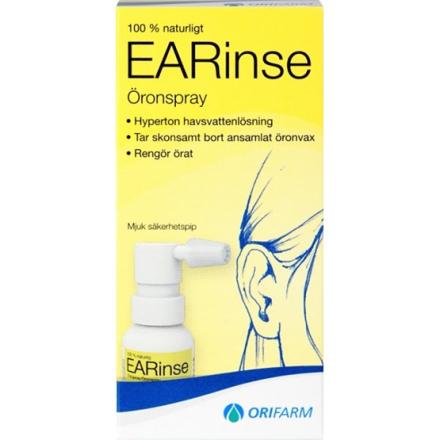 Orifarm EARinse öronspray 30 ml