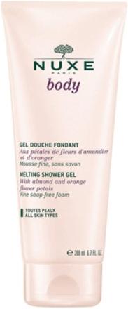 Nuxe Melting Shower Gel 200ml