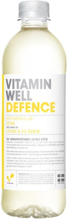 Vitamin Well Defence Citrus/Fläder 50 cl