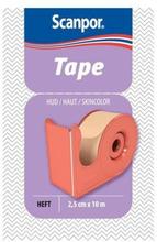 Övrigt Scanpor Tape 10mx2,5cm med hållare 1 st