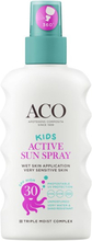 ACO Kids Active Sun Spray SPF30, 175ml