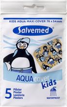 SalvequickMED Aqua Cover Kids 5 st