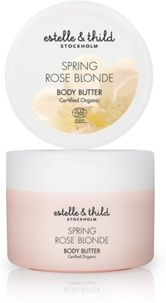 Estelle & Thild Spring Rose Blonde Body Butter 200ml