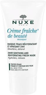 Nuxe Crème Fraiche 48hr SOS Rescue Mask 50 ml