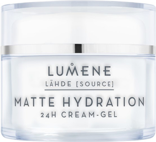 Lumene Lähde Matte Hydration 24h Cream-Gel 50 ml