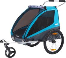 Thule Coaster XT sykkel- & barnevogner Blå OneSize