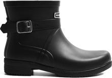 LaCrosse Gummistövel Welly Fashion Buckle Black