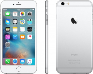 Apple iPhone 6 (16 GB) silver remanufactured
