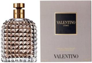 Valentino Valentino Uomo Aftershave Lotion Parfym Transparent