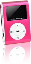 Setty MP3-Spiller Rosa
