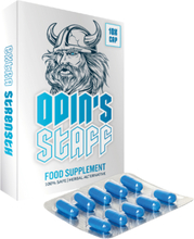 Odin's Staff10 kapslar-stark erektion