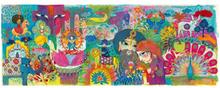 Djeco - Puzzle Gallery - Magic India