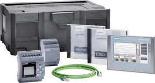 Siemens LOGO! KTP700 BASIC STARTER LOGO! 12/24RCE PLC-starterkit