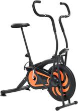 vidaXL Motionscykel AirBike 46 cm