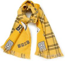 Halsduk från Bogner gul