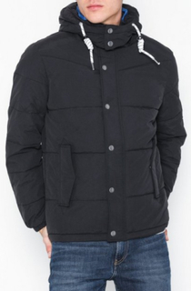 Jack & Jones Jornew Figure Jacket Jakker Svart