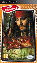 Pirates of the Caribbean: Dead Mans Chest (Essentials) (PSP)
