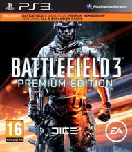 Battlefield 3 Premium Edition (PS3)